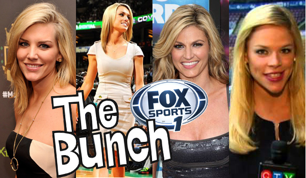 The Ladies Of Fox Sports 1 | Daily Girls @ Female Update