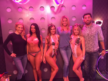 The Playboy Radio Show… and Tell! | Daily Girls @ Female Update