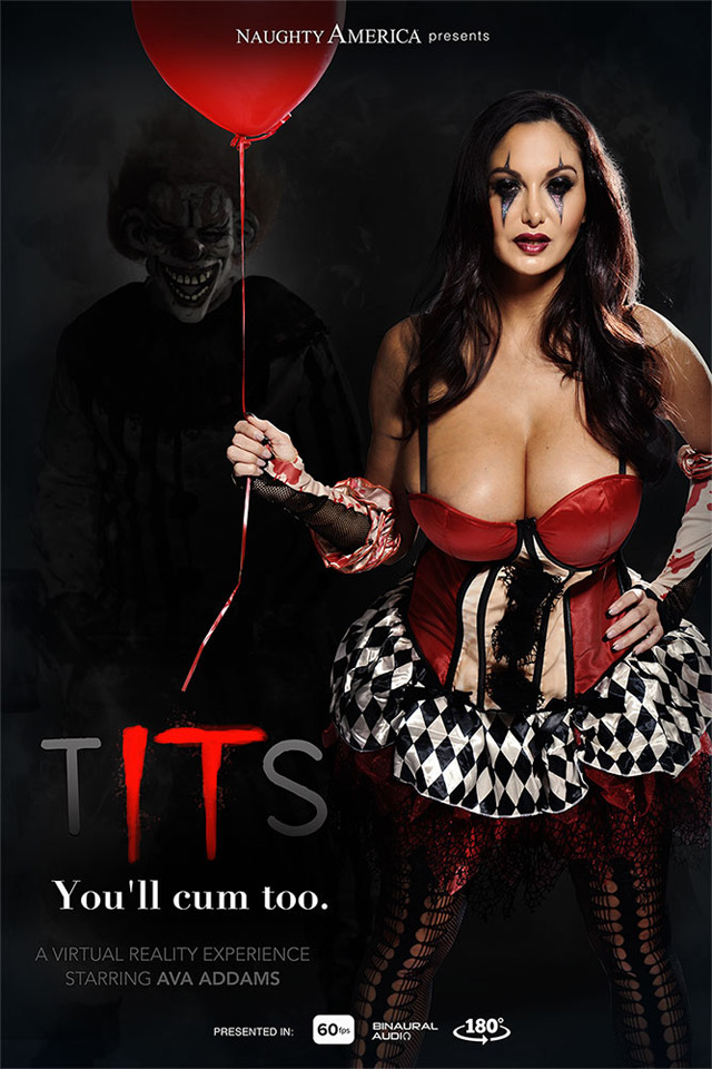 tITs:VR Halloween Porn Parody | Daily Girls @ Female Update