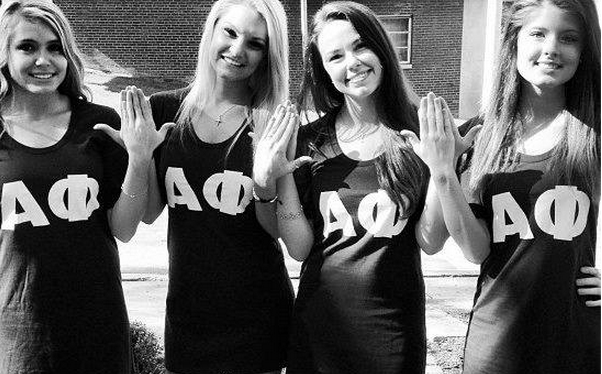 Top 10 Hottest Sororities In The United States: | Daily Girls @ Female Update