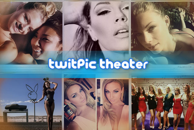 TwitPic Theater: Playmate BFFs Show Some Love | Daily Girls @ Female Update