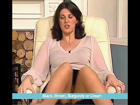 Upskirt on Shopping TV | Daily Girls @ Female Update
