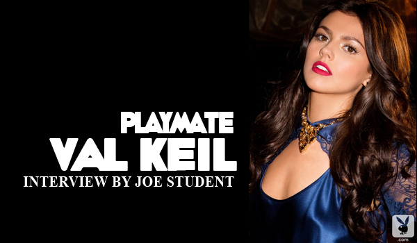 Val Keil, Playboy's Miss August 2013