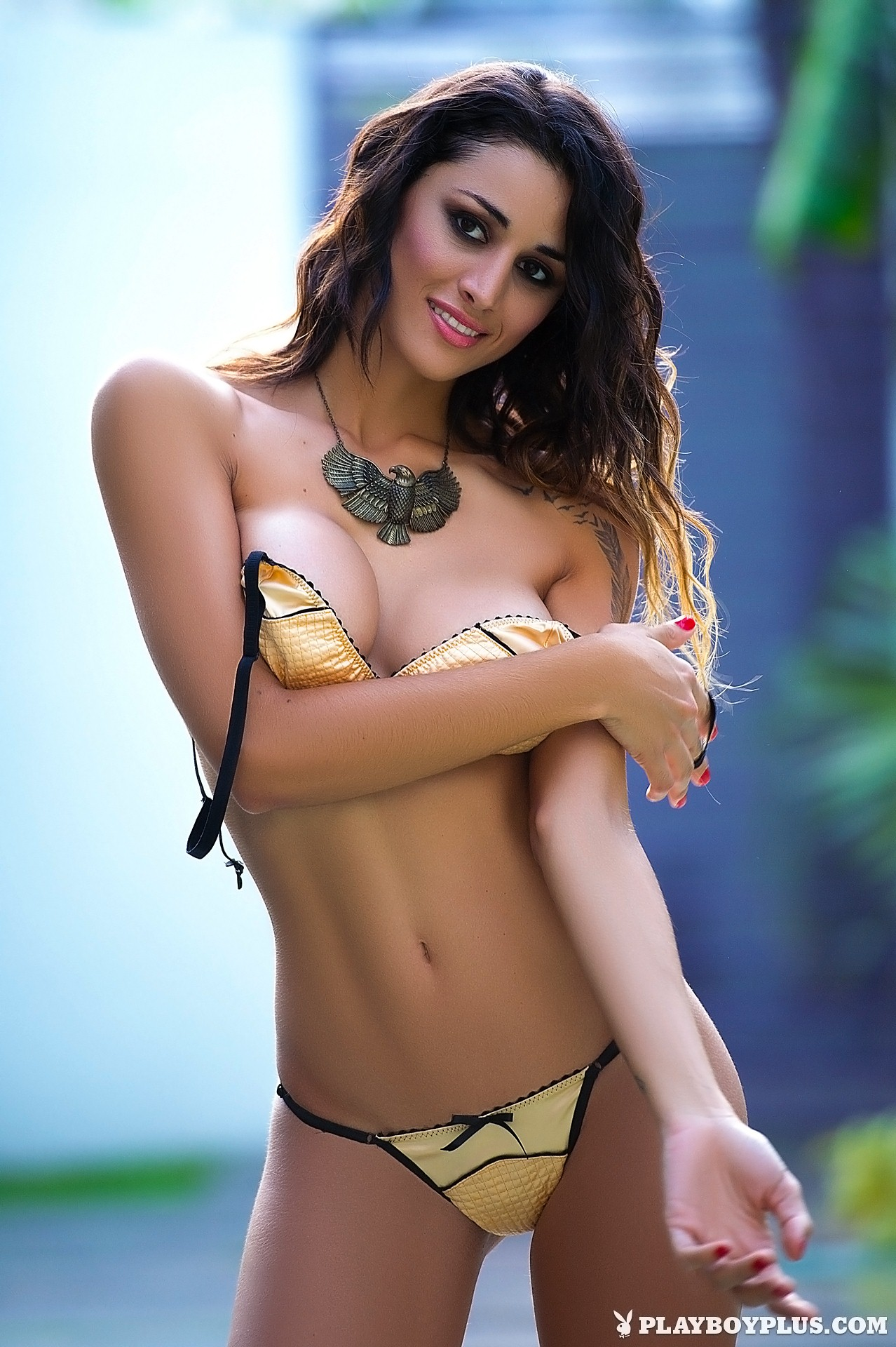 Vanessa Alvar in Exotic Obsession | A Tribute to P | Daily Girls @ Female Update