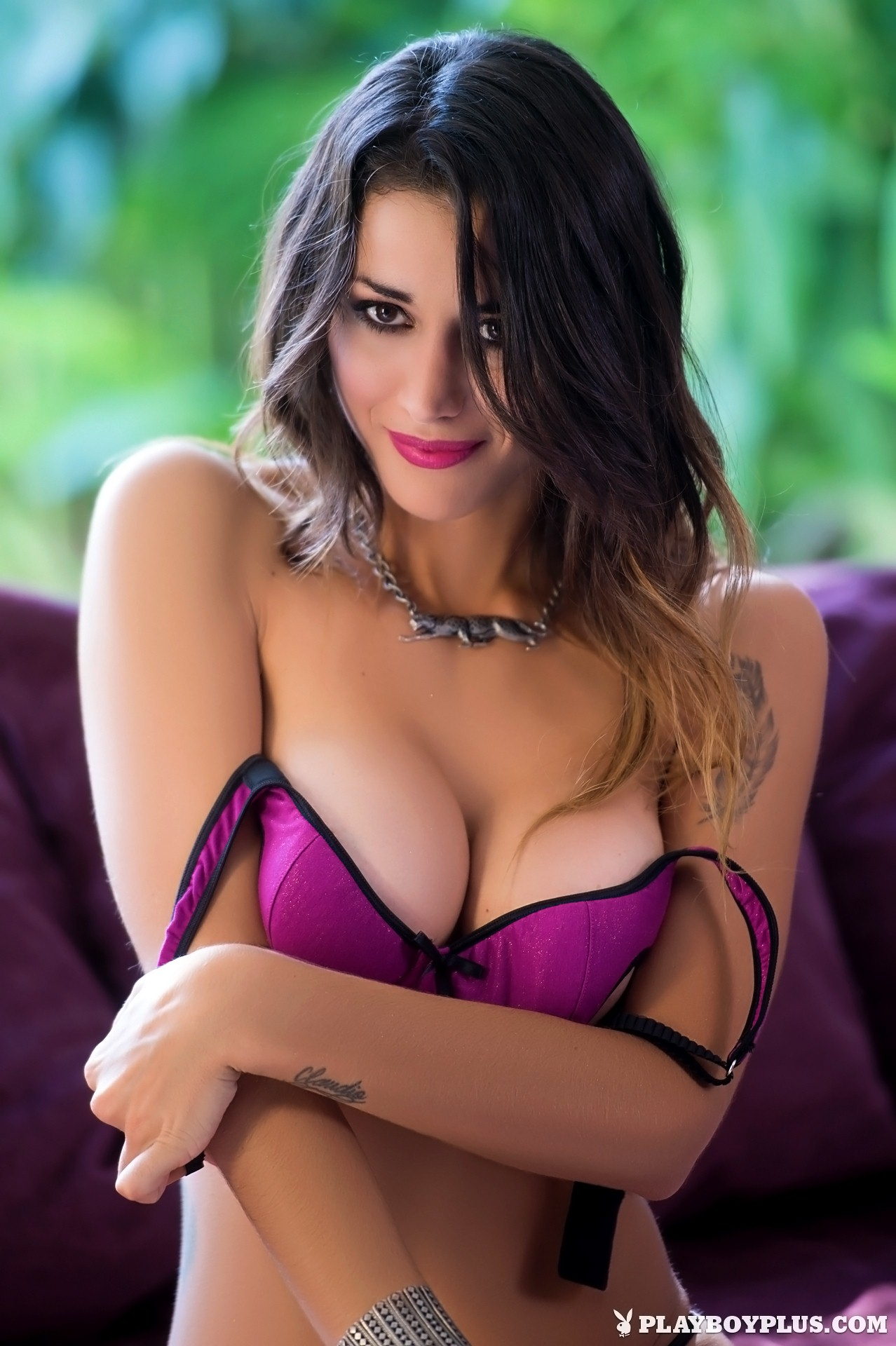 Vanessa Alvar in Full Time Assistant for Playboy | Daily Girls @ Female Update