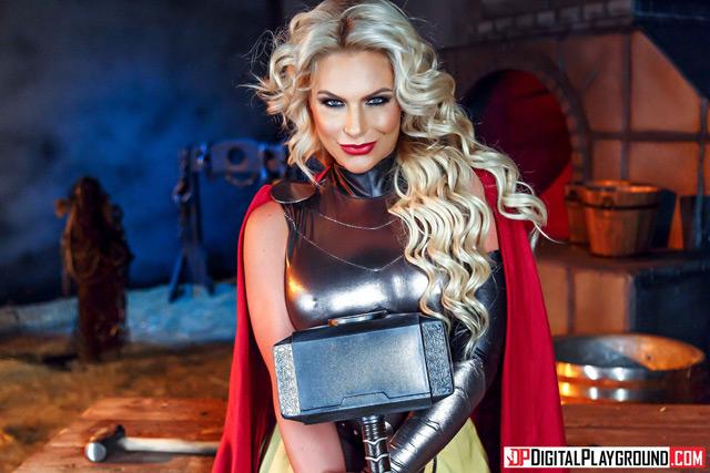 Whor: Goddess Of Thunder | Daily Girls @ Female Update