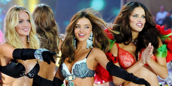 World's Highest-Paid Models of 2013 | Daily Girls @ Female Update