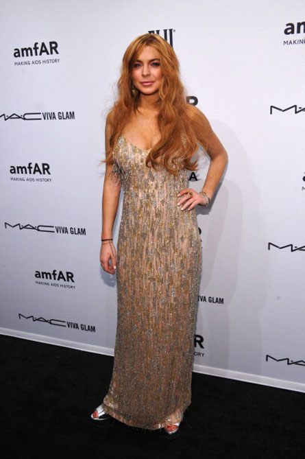 You Let Lindsay Lohan Borrow A Designer Dress | Daily Girls @ Female Update