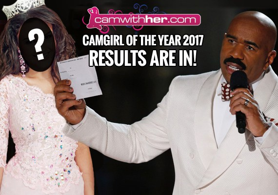Your Cam Girl of the Year 2017 Is … – CamWithHer | Daily Girls @ Female Update