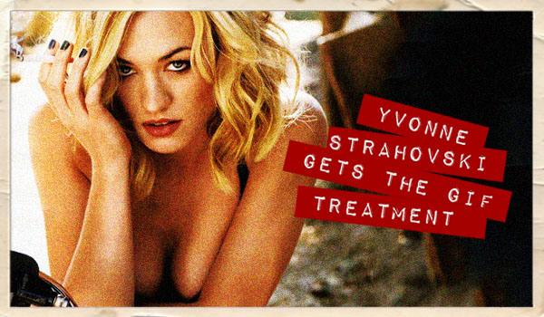 Yvonee Strahovski's Hottest GIFs