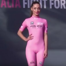 Cycling Hostesses Show Cameltoe On Stage In Italy | Daily Girls @ Female Update
