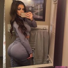 Kathleen Eggleton and Her Infamous Ass | Daily Girls @ Female Update