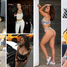 Lex Nai Gets Naked!! | Daily Girls @ Female Update