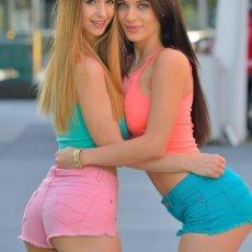 Stella Cox and Lana Rhoades | Daily Girls @ Female Update